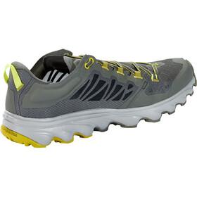 La Sportiva Helios III Running Shoes Men clay/citrus